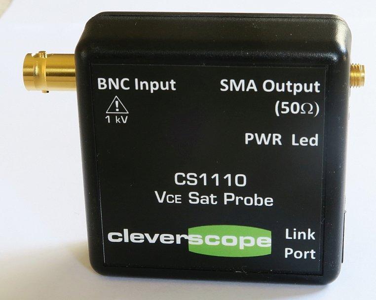 CS1110 Vce Sat probe