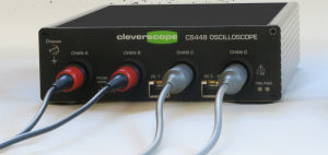 CS448 Isolated Oscilloscope